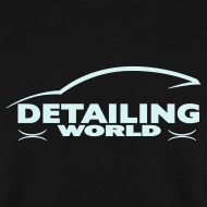 Design ~ Detailing World Fleece Sweater (Reflective Logo)