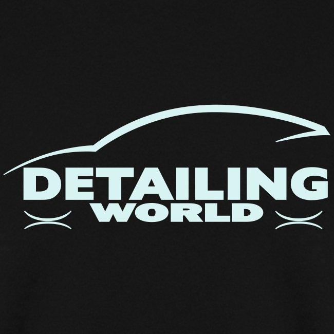 Detailing World Fleece Sweater (Reflective Logo)