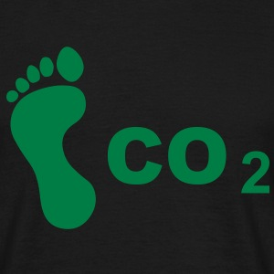 CO 2 Footprint T-Shirts - Men's T-Shirt