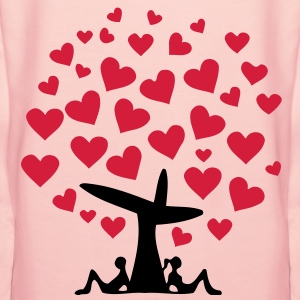 tree of love (2c) Hoodies & Sweatshirts - Women's Premium Hoodie