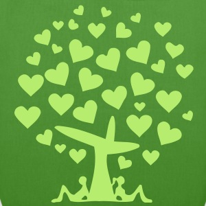 tree of love (1c) Bags  - EarthPositive Tote Bag