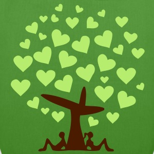 tree of love (2c) Bags  - EarthPositive Tote Bag