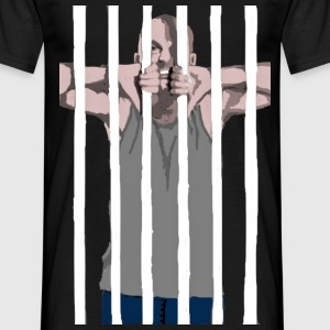 prisonnier Tee shirts - T-shirt Homme