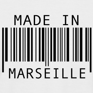 Made in Marseille Tee shirts - T-shirt baseball manches courtes Homme