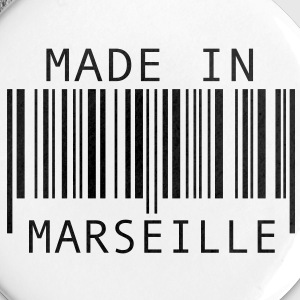 Made in Marseille Badges - Badge grand 56 mm