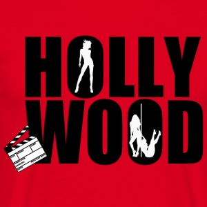 hollywood T-Shirts - Männer T-Shirt