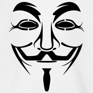 [ES] Anonymous - Indignados Camisetas niños - Camiseta adolescente
