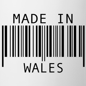Made in Wales Mugs  - Mug