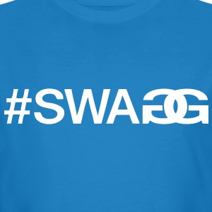swagg like us T-shirts - Organic mænd