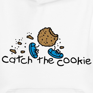 catch the cookie Kinder Pullover - Kinder Premium Hoodie