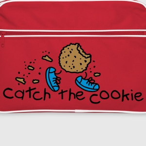 catch the cookie Torby - Torba retro
