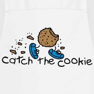 catch the cookie  Aprons - Cooking Apron