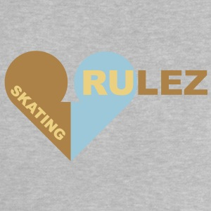 skating rulez  - Baby T-Shirt