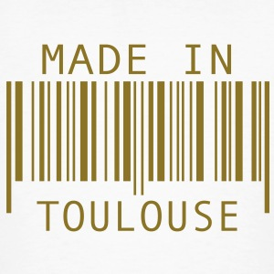 Made in Toulouse Tee shirts - T-shirt bio Homme