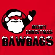 Design ~ Merry Christmas Bawbags