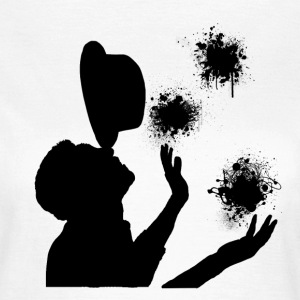 Juggler Ladie's Tee - Women's T-Shirt