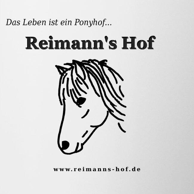 Tasse Reimanns Hof 'Ponykopf''