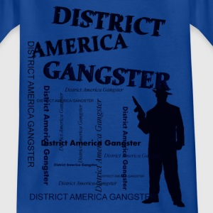 district america gangster Shirts - Teenage T-shirt