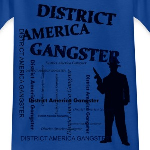 district america gangster Skjorter - T-skjorte for tenåringer