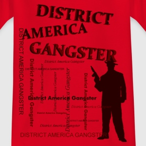 district america gangster Shirts - Teenager T-shirt