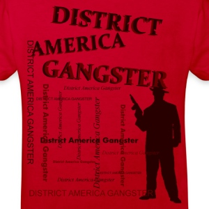 district america gangster Skjorter - Økologisk T-skjorte for barn