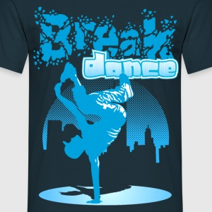 City breakdance - Männer T-Shirt