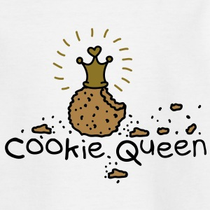 Cookie Queen Børne T-shirts - Teenager-T-shirt