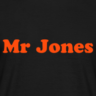 Design ~ Mr Jones