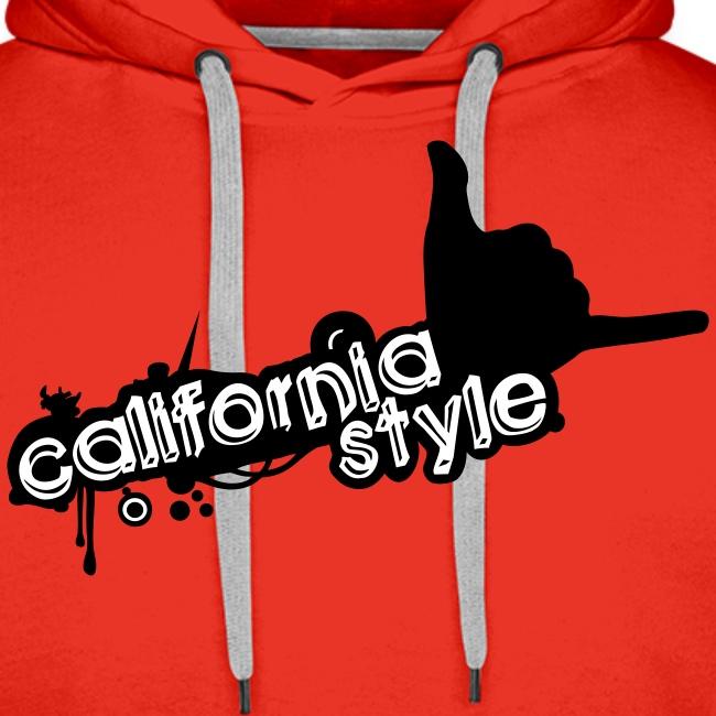 Felpa Boy California Style