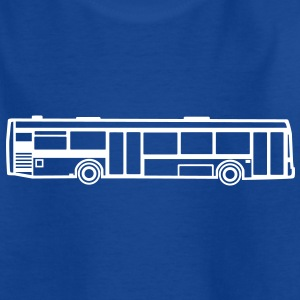 Bus Kinder T-Shirts - Teenager T-Shirt