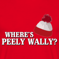 Design ~ Where's Peely Wally?