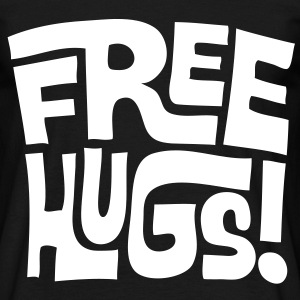 free hugs  - T-skjorte for menn