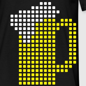 Beer pixel T-Shirts - Men's T-Shirt