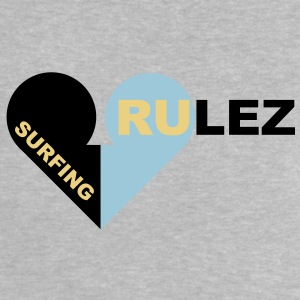 surfing rulez - Baby T-Shirt