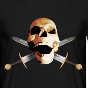 tribal_knot_viking_112011_c T-shirts - T-shirt herr