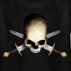 tribal_knot_viking_112011_b Kinder T-Shirts - Teenager T-Shirt