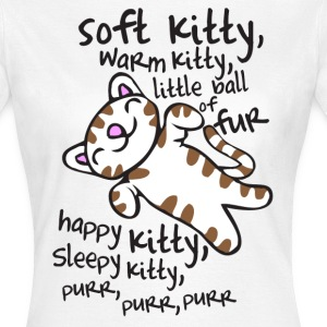 Soft Kitty -  - Women's T-Shirt