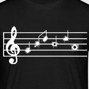 Musician Tee (black) - Men's T-Shirt