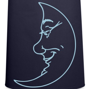 Moon (1c)  Aprons - Cooking Apron