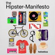 ~ HIPSTER-MANIFESTO BAG