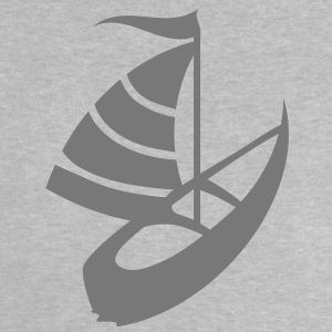 Sailing boat on the water Baby Shirts  - Baby T-Shirt