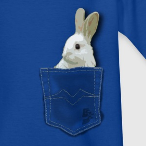pocket rabit by customstyle Tee shirts Enfants - T-shirt Ado