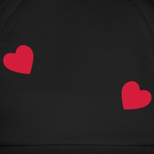 two hearts Caps & Hats - Baseball Cap