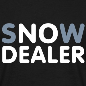 No Dealer | Snow Dealer T-Shirts - Männer T-Shirt