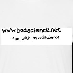 Design ~ Badscience Forum T-Shirt