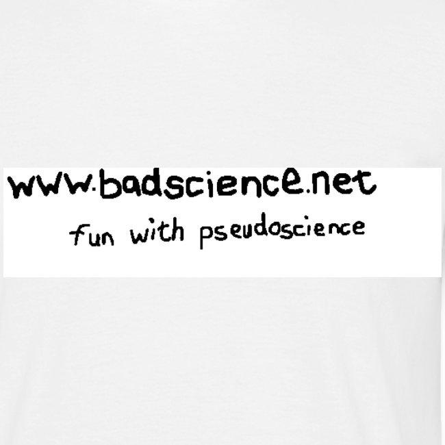 Badscience Forum T-Shirt