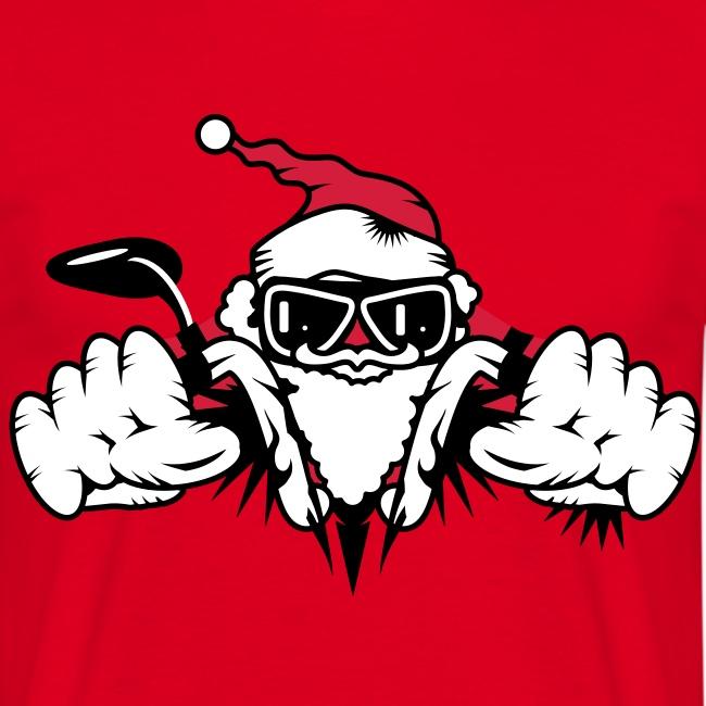Santa Biker - Limited Edition