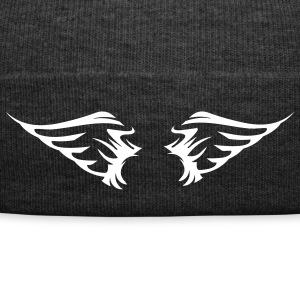 Wing tattoo Caps & Hats - Winter Hat