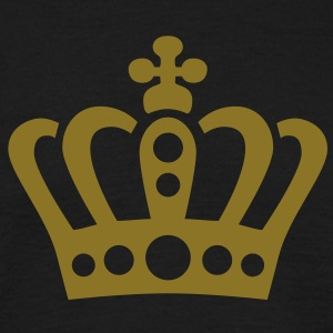 Krone | Crown T-Shirts - Mannen T-shirt