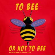 Motif ~ To bee femme rouge